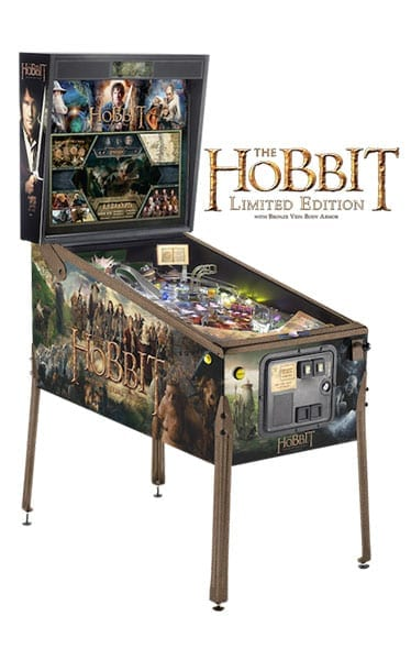 The Hobbit - Limited Edition Pinball Machine