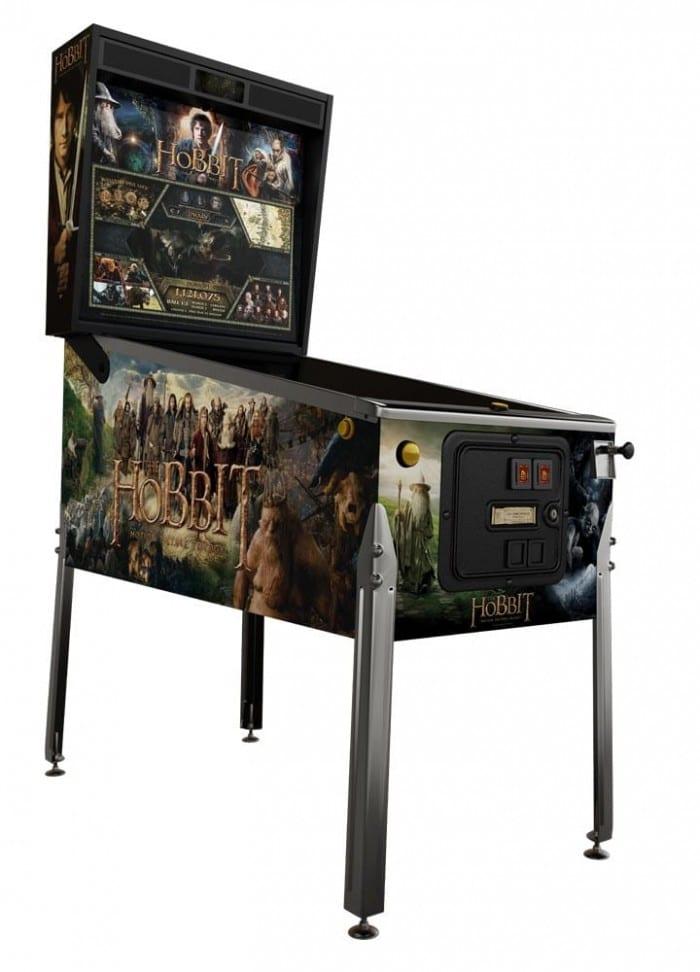The Hobbit - Standard Pinball Machine