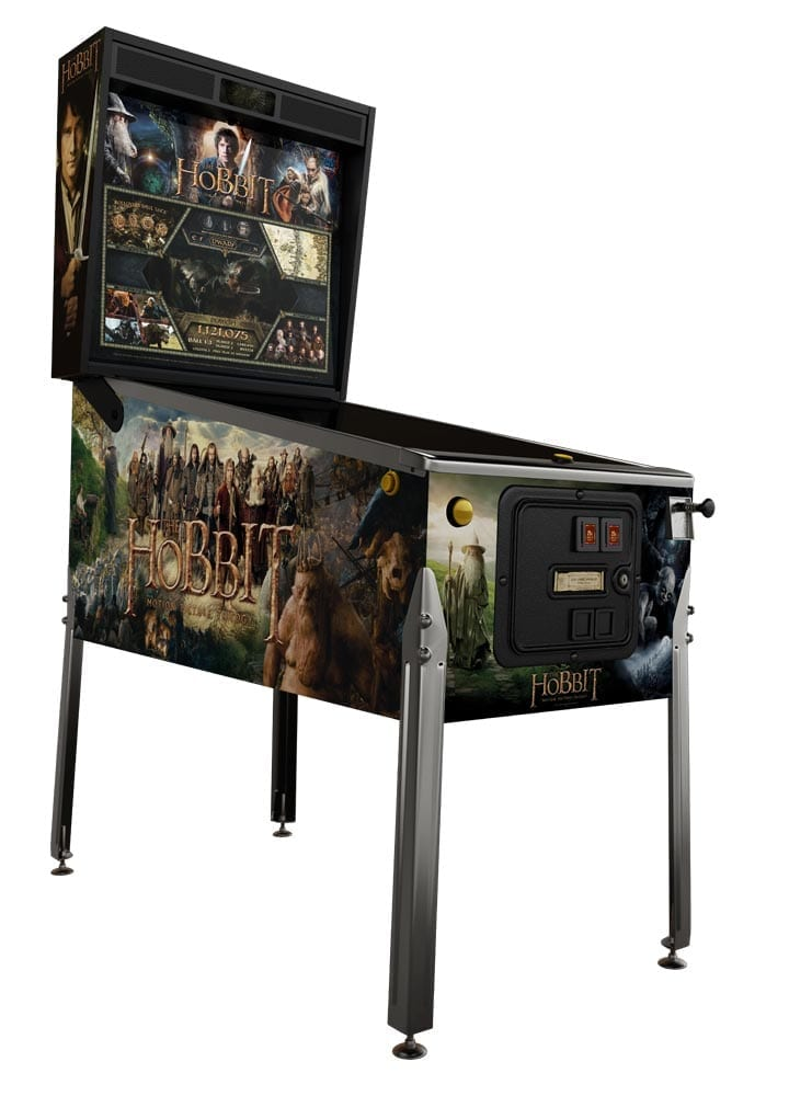 The Hobbit - Standard Pinball Machine