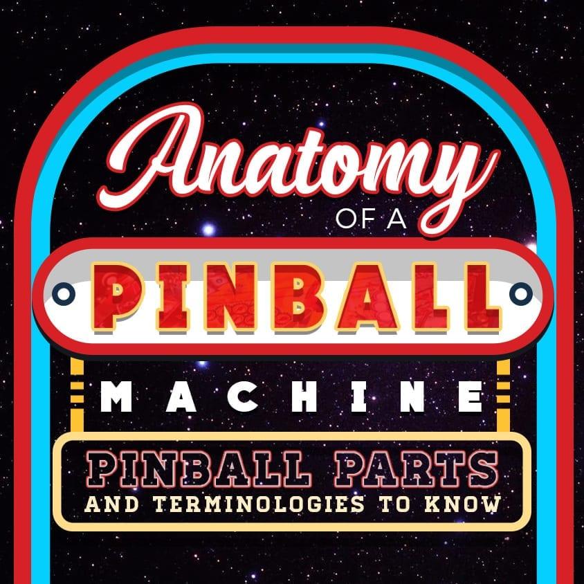 Anatomy of a Pinball Machine: Pinball Parts and
