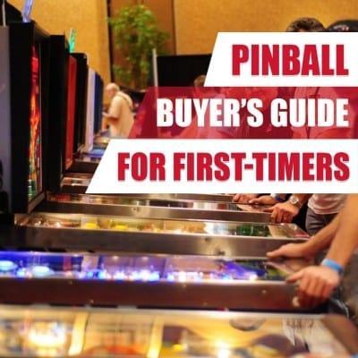 Pinball Buyer's Guide for First-timers