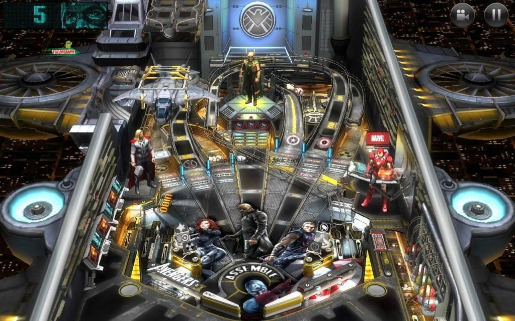 best free pinball game for ipad
